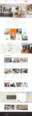 Chambers - Single Property PSD Template by KL-Webmedia