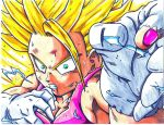 ssj 2 bra by trunks24