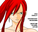 Erza Chapter 92 by Laraen
