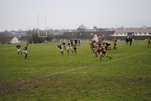 Rugby by Photographybymark