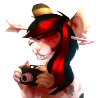 Smile for the camera by Hoowy