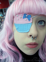 Sweet EGL Cupcake Eyepatch 2 by Neumorin