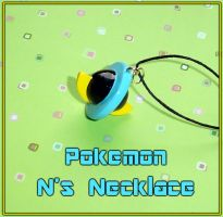 Pokemon - N Necklace by YellerCrakka