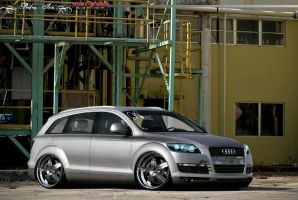Audi Q7 Street DUB by PedroIvoAlonso