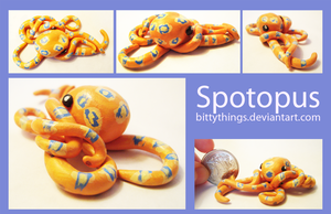 Spotopus - SOLD by Bittythings