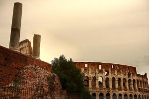A glimpse of Rome V by LPeregrinus