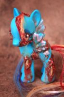 Zombie Rainbow Dash - close by BlackAngel-Diana