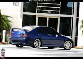 Lexus IS 300 by SaphireDesign