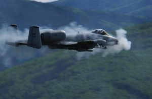 A-10 Power III by redkorn