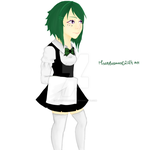 No one wants her as a maid by MiseryBussiness