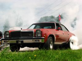 -burnout- by AmericanMuscle