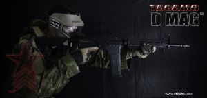 D MAG by RealActionPaintball