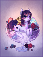 Ice cream by Hell-Alka