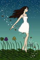 Summer Breeze by Mirimoore