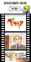 Hetalia Screenshot Meme xD by WrenAgain