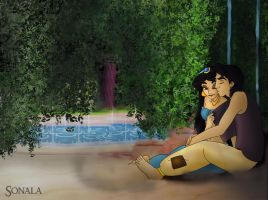 Just a moment by Sonala