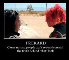 Frerard Lovers by frankie-iero-my-hero