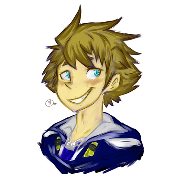 Sora by geoffwrite