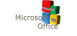 Office Professional 2012 by creativecraig
