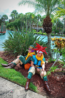 Rest by CosplayCousins