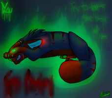 :Vent: Go Away... by SickAede