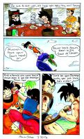 DBZ: Mother of Goku - Page 4 by agra19