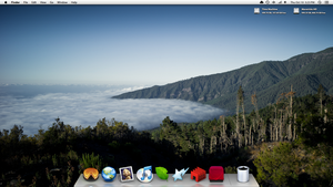 Menu bar Icons - OS X Mavericks 10.9.x by AaronOlive