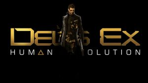 Adam Jensen-Deus Ex wallpaper by clubbing-claude