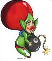 Tingle by Airewathiel