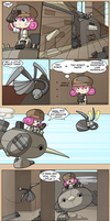 LoT: Round 1 page 1 by CubeWatermelon