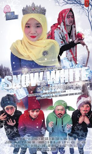 Snow White And Dwarfs by Afiqi