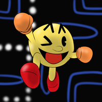 Pacman Smash by MegaGundamMan