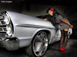 Pin Up and Custom car 3 by soliz387