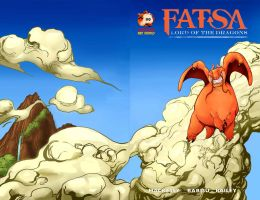 FATSA cover sketchbook by kourmpamp