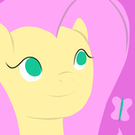 Request 2 - Week 1: Flutteryshy (Pony) by TheWrongestTrousers