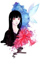 Hell girl by Hojin-tron