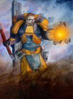 LambdaMarine (Gordon Freeman) by TheMaestroNoob