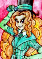 Adagio/Once-Ler -MLP LORAX CROSSOVER!! by SugarPrincess37