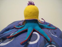 Norbert the Nepalese Octopus by skookyspry