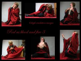 Red as blood and fire 3 by Mithgariel-stock