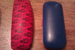 New Glasses case! by HanBot-55