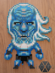 White Walkers' master - Hama, Perler and PP beads by floxido