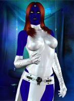 mystique by elenaevil