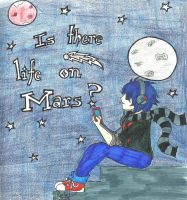 Is There Life on Mars by BrennaxAdaira13