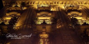 Coin department store's balconies - Catania by giovannisorrenti