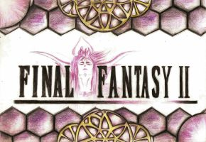 Final Fantasy II Logo by Paulcellx