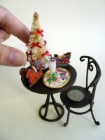 Miniature Christmas 2011 by Snowfern