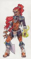 Ganondorf is fabulous by IAmNotAPorkChop