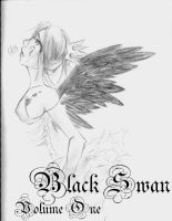 Black Swan Chapter One (Cover) by Wonder-land--Art