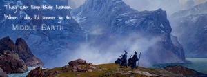 Middle Earth FB cover by Gamble55